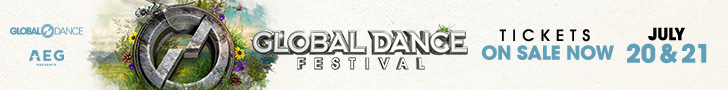 Global Dance Festival 2018 On Sale Now
