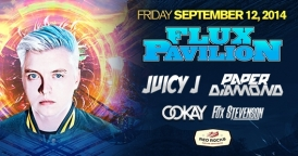 Flux Pavilion @ Red Rocks
