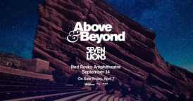Above & Beyond with Seven Lions