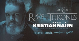 Ritual Fridays: Rave of Thrones ft. Kristian Nairn